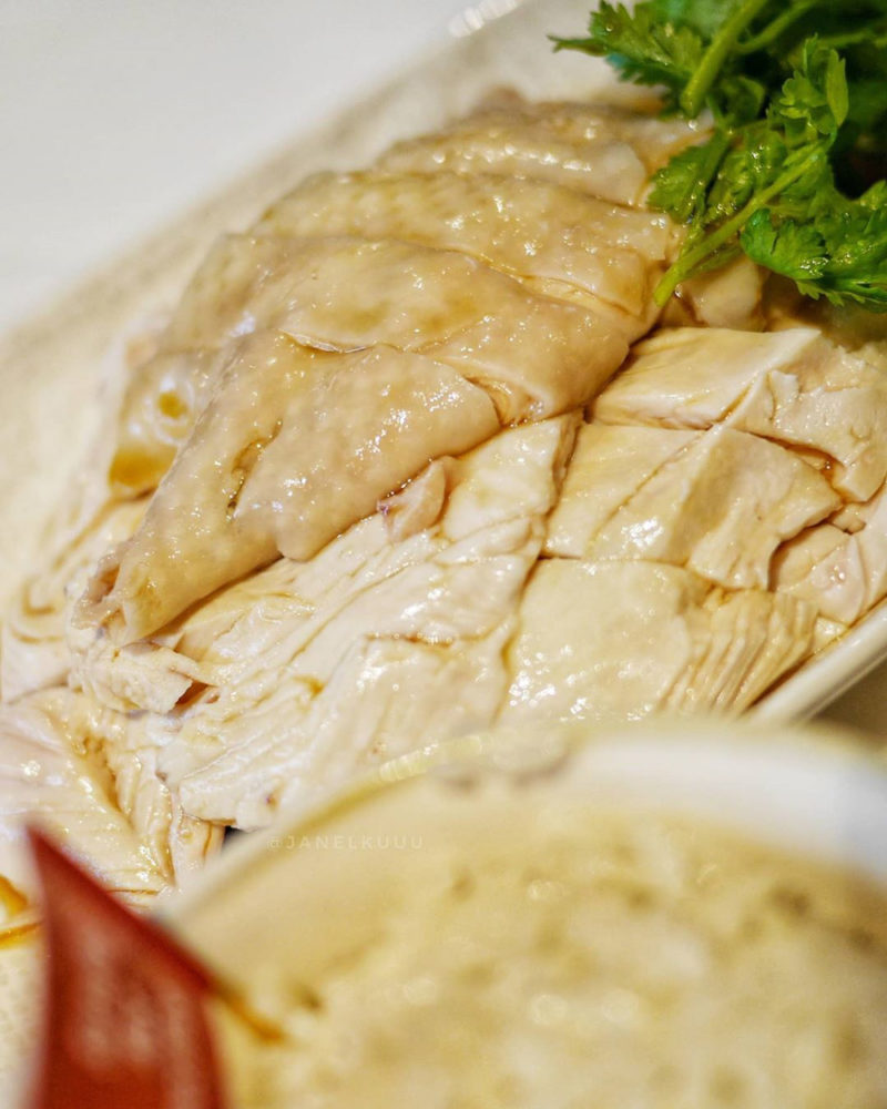 Boon Tong Kee Boiled Chicken