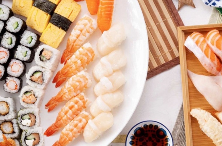 Sushi Delivery. Delivered islandwide in Singapore powered by Oddle.