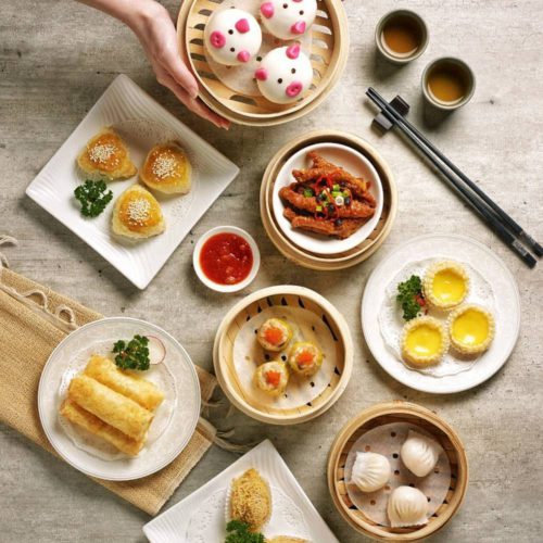 Canton Paradise for dim sum delivery, delivered islandwide in Singapore powered by Oddle