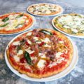Pizzas from 800 Woodfired Kitchen, delivered islandwide in Singapore powered by Oddle.